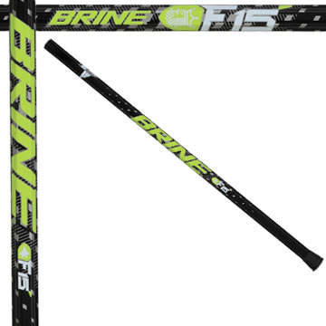 Brine F15 Lacrosse Handle- Attack '11