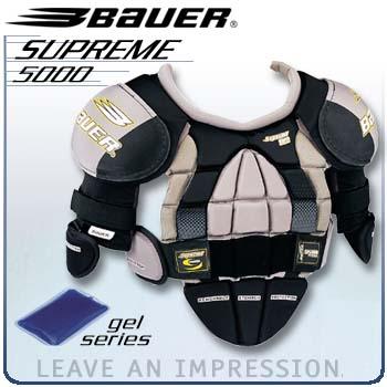 Bauer Supreme 5000 Gel Shoulder Pads ('03 Model)- Senior