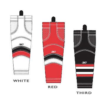 Reebok SX100 Ottawa Edge Gamewear Socks- Junior