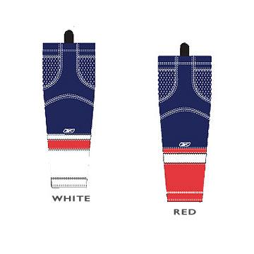 Reebok SX100 Washington Edge Gamewear Socks- Junior