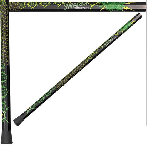 WARRIOR Swarm Lacrosse Handle - Attack