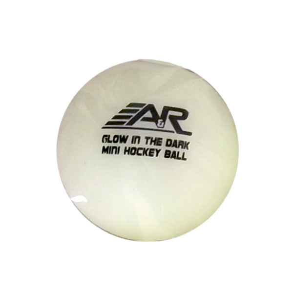 A&R Mini Glow In The Dark Balls- 4pk