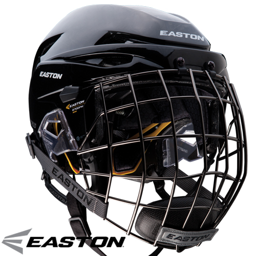 Easton E700 Hockey Helmet Combo