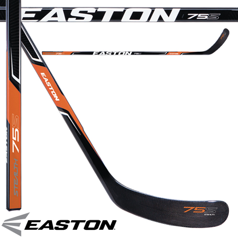 EASTON Stealth 75S Grip Hockey Stick- Sr