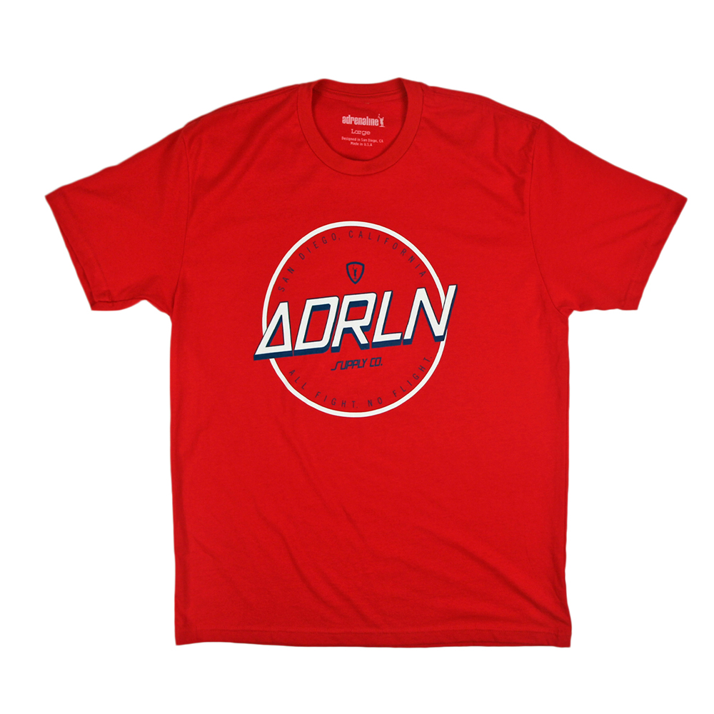 ADRENALINE The Cruz Lacrosse Shirt- Sr