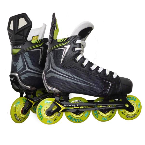 ALKALI RPD Visium 2+ Roller Hockey Skate- Jr