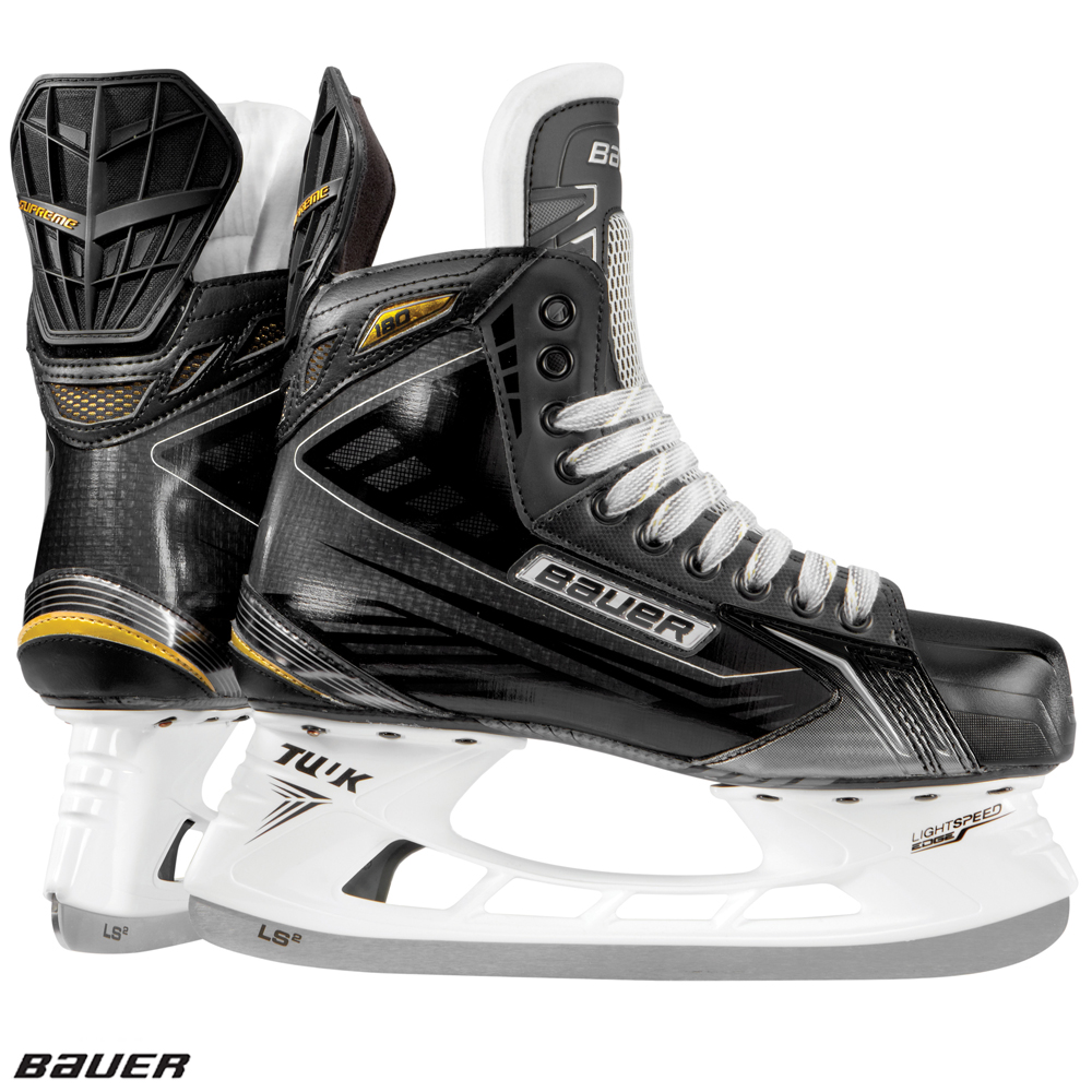 Bauer Supreme 1S Skates – Hockey Tutorial