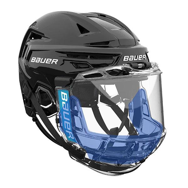 BAUER Concept III Splash Guard- Jr