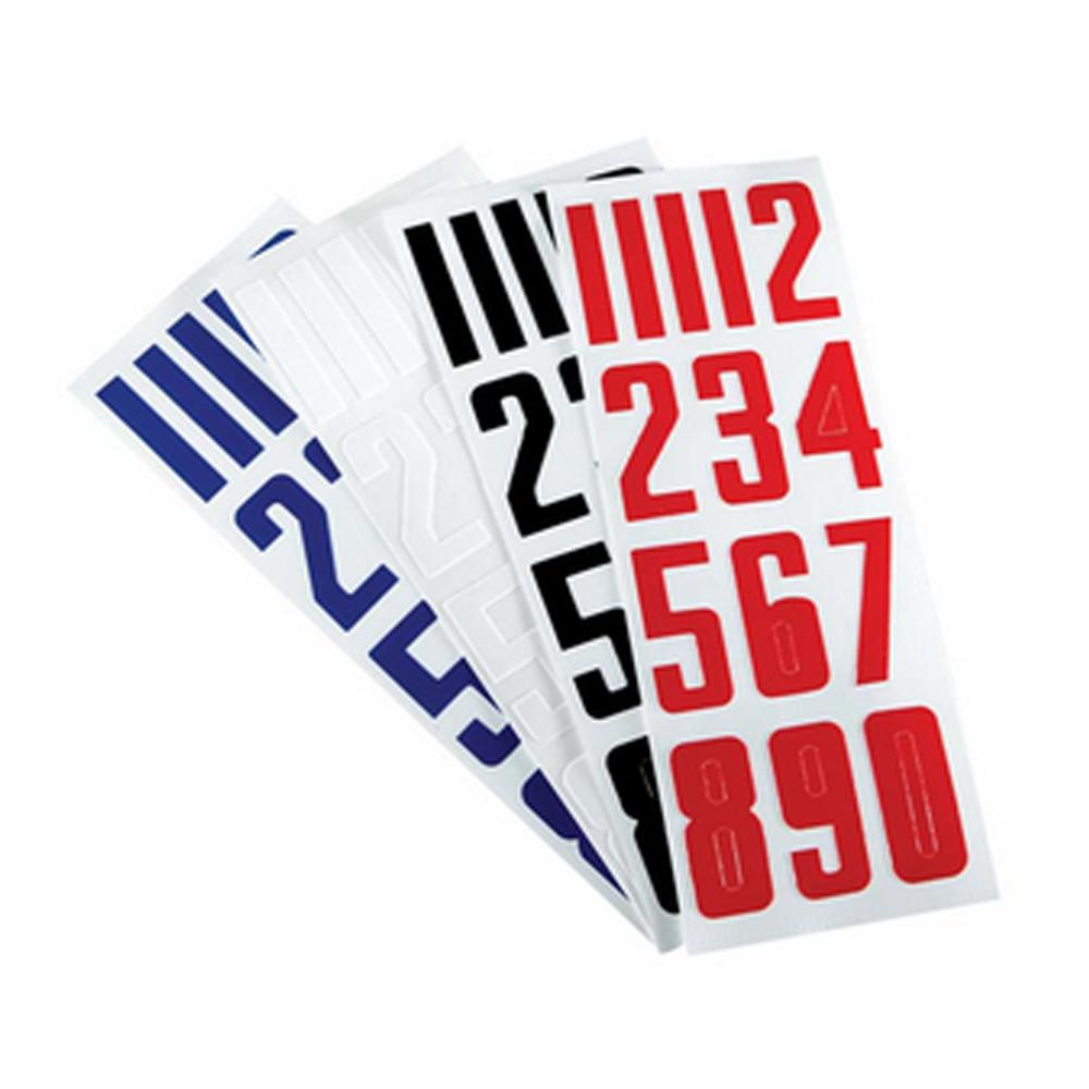 BAUER Helmet Numbers