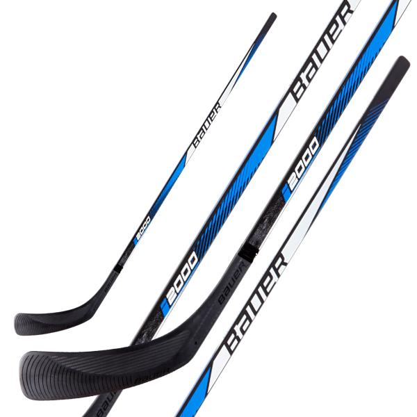 "BAUER I2000 Street Hockey Stick 50""- Jr"