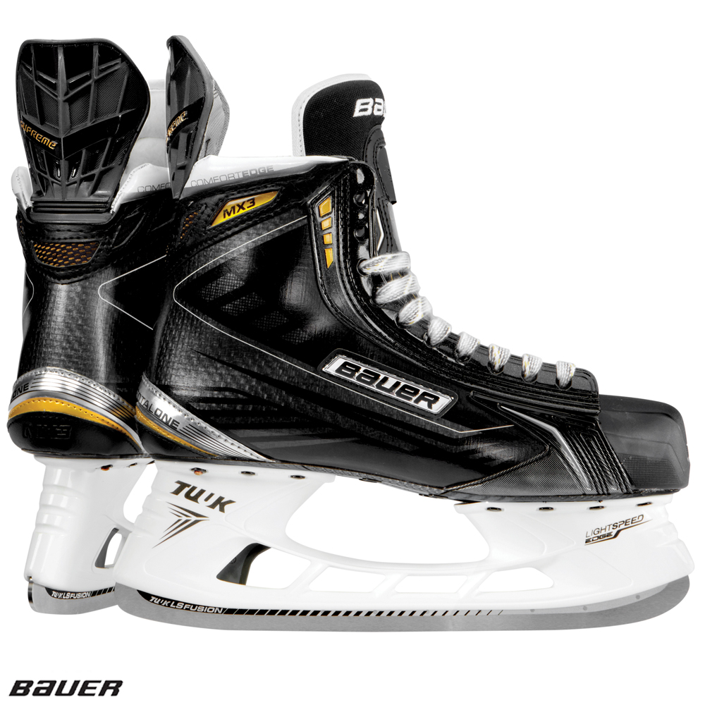 Learn Hockey Better in Bauer Supreme 2S Youth Skates | Hockey1