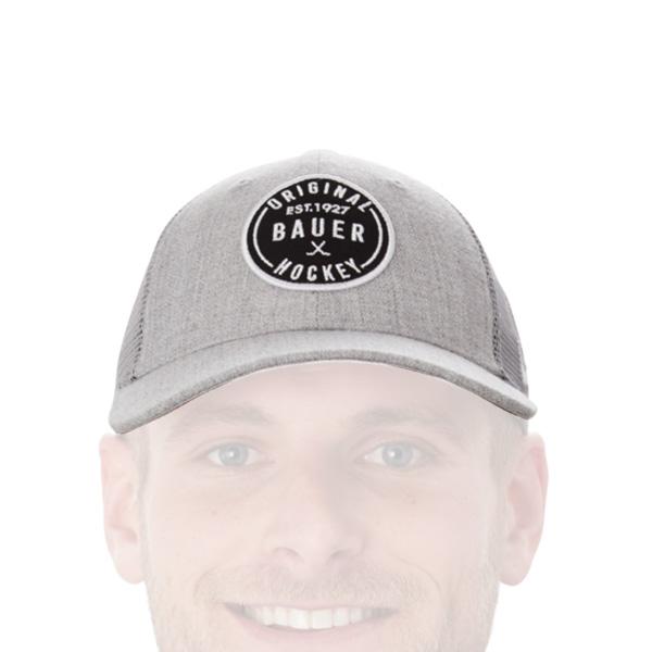 BAUER NE 9Forty Snapback Patch Cap- Sr
