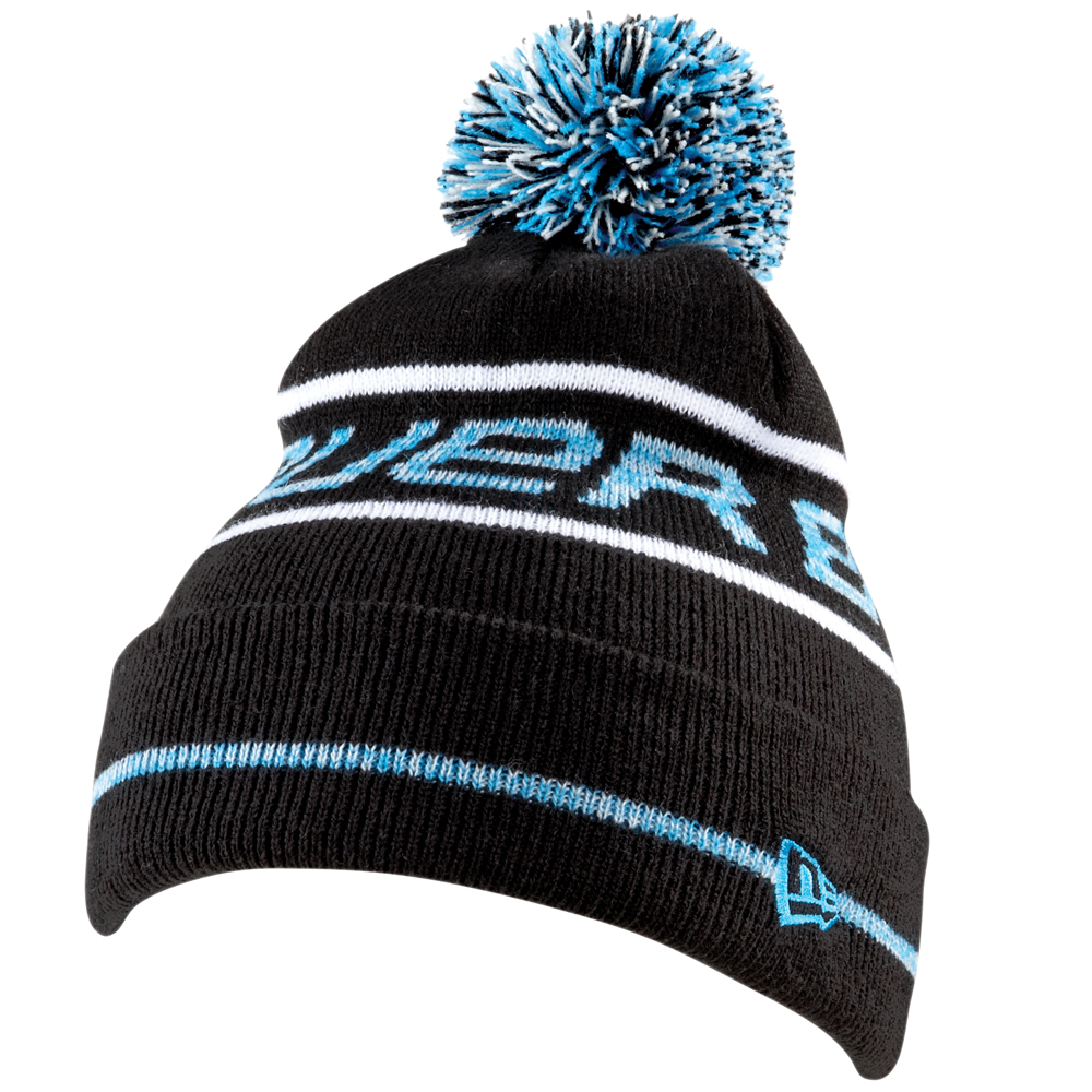 15b15d7f62b BAUER New Era Pom Pom Knit Hat- Yth