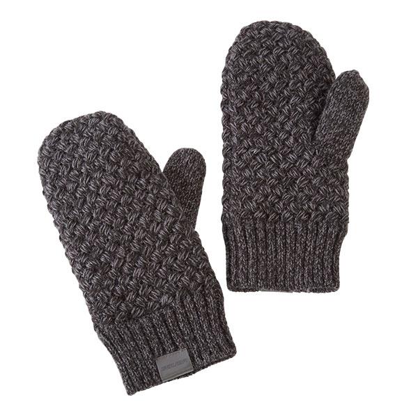 BAUER New/Era Zig Zag Knit Mittens