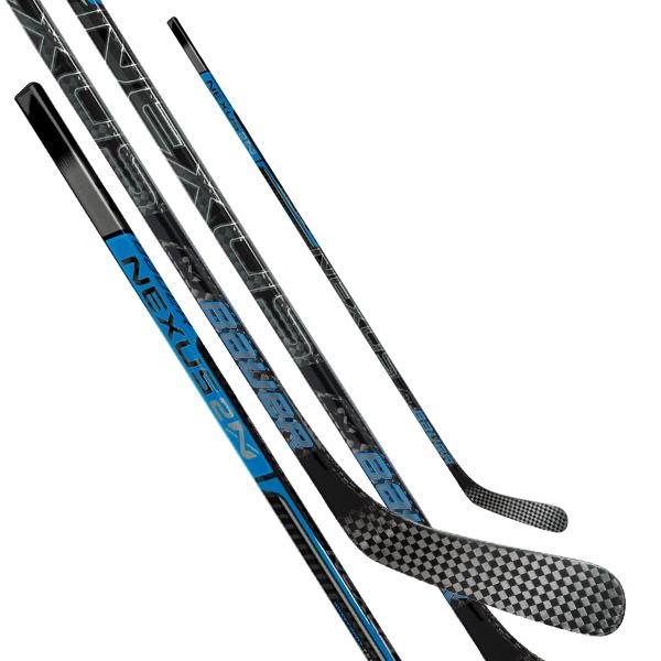 """BAUER Nexus 2N Grip Hockey Stick 64""""- Sr"""