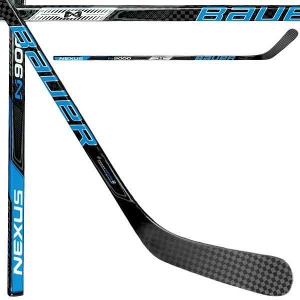 BAUER Nexus N9000 Grip Hockey Stick- Sr '17