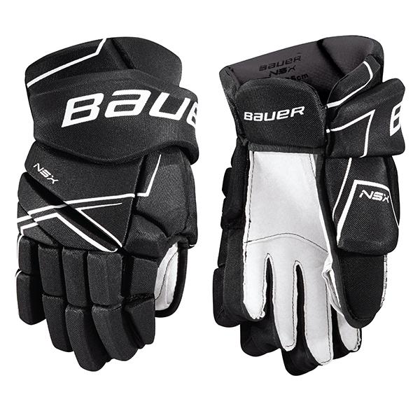 BAUER NSX Hockey Glove- Yth
