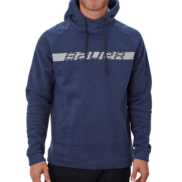 BAUER Perfect Hoodie w/Graphic- Sr
