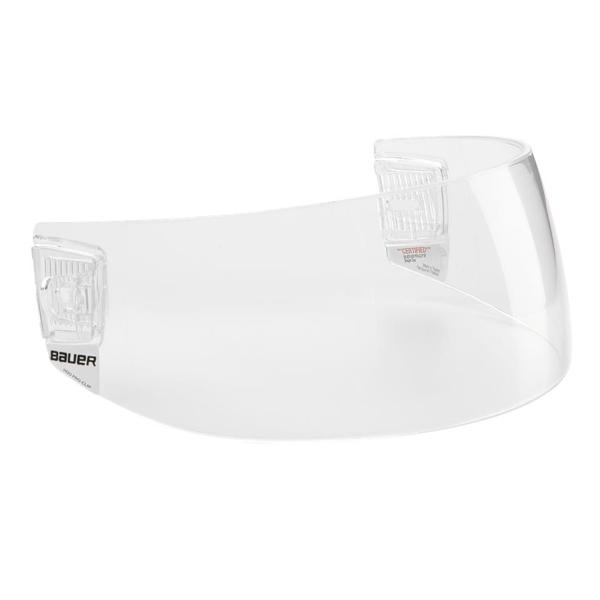 BAUER Pro-Clip Half Shield- Straight '17
