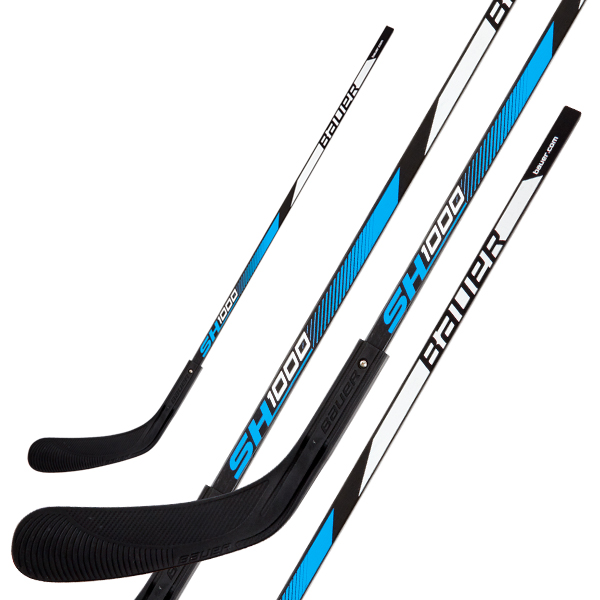 BAUER SH1000 Street Hockey Stick 43""