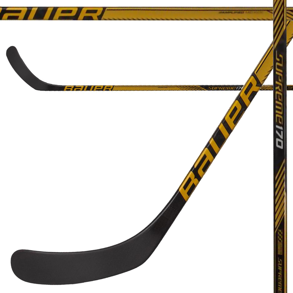 192d726e024 BAUER Supreme 170 LE Griptac Hockey Stick- Jr