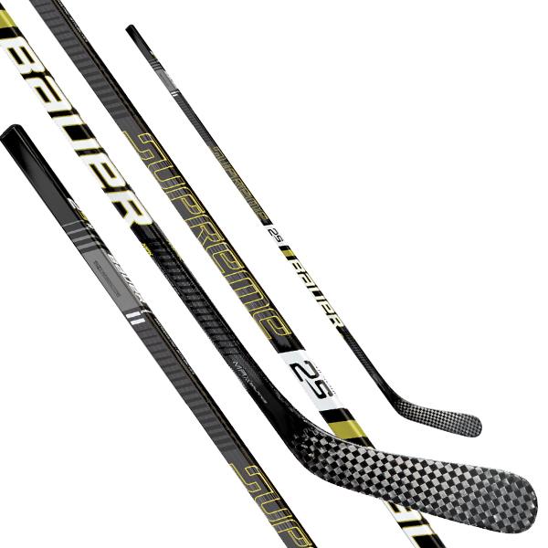 BAUER Supreme 2S Grip Stick- Int