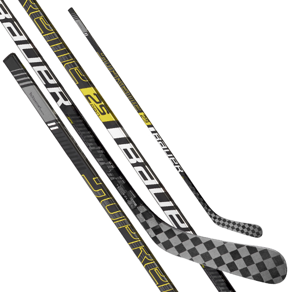 "BAUER Supreme 2S Pro Grip Stick 54""- Jr"