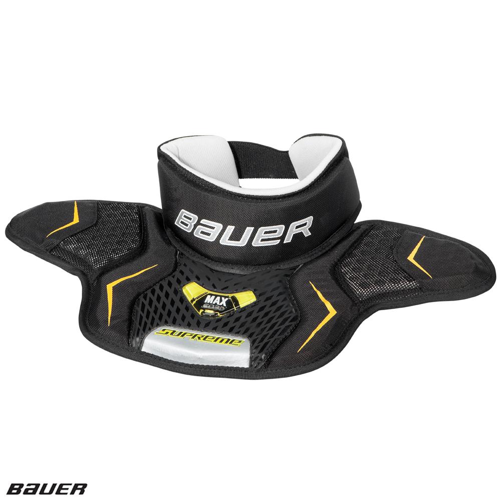 Bauer Supreme Goalie Neck Guard Jr
