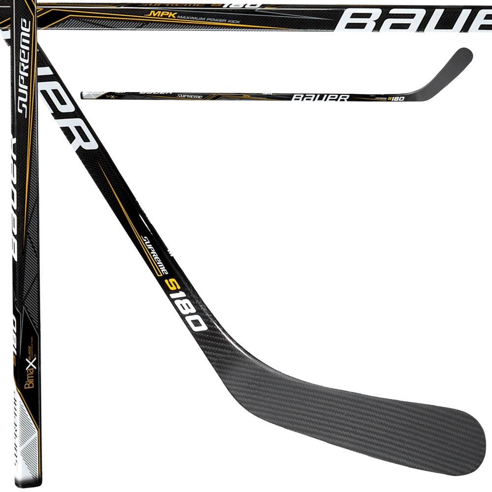 BAUER Supreme S180 Griptac Hockey Stick- Jr '16