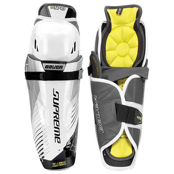 BAUER Supreme S170 Shin Guards- Jr '17