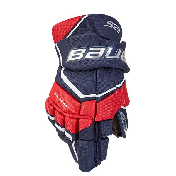 BAUER Supreme S29 Hockey Glove- Sr