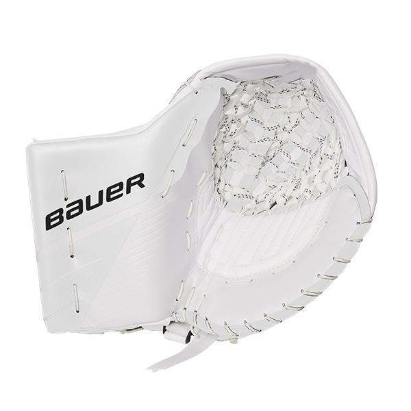 BAUER Supreme Ultrasonic Pro Custom Catch Glove- Sr