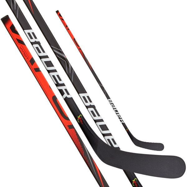 BAUER Vapor 2X Team Grip Stick- Sr