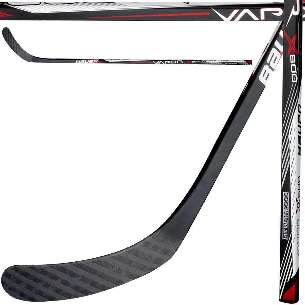 7bde8a9bc44 BAUER Vapor X 600 Griptac Hockey Stick- Sr  15