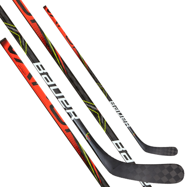 BAUER Vapor Flylite Grip Stick- Jr