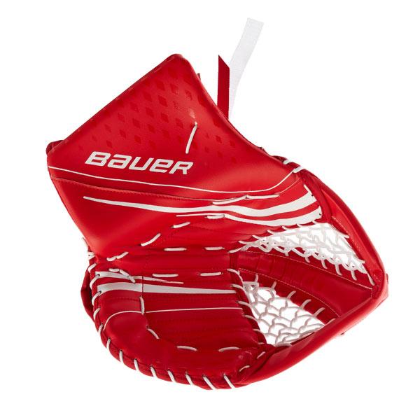 BAUER Vapor X2.7 Catch Glove- Jr