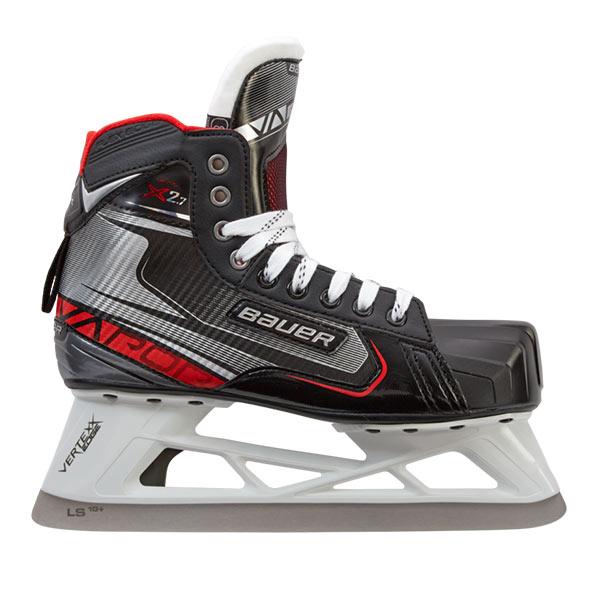 BAUER Vapor X2.7 Goal Skate- Yth