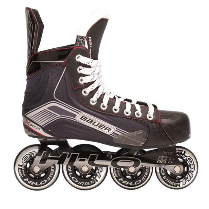 BAUER Vapor X300R Roller Hockey Skate- Yth