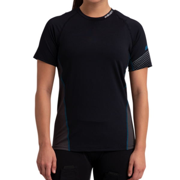 BAUER Women's S/S Base Layer Top
