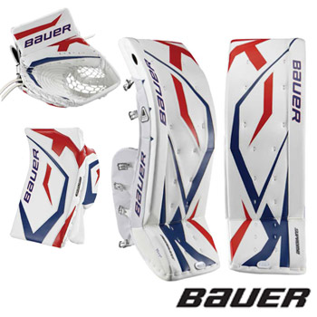 Bauer Supreme One100 Custom Goalie Package