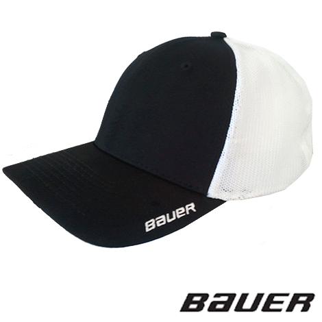 8943faf8 Bauer/New Era 39Thirty Mesh Back Team Cap