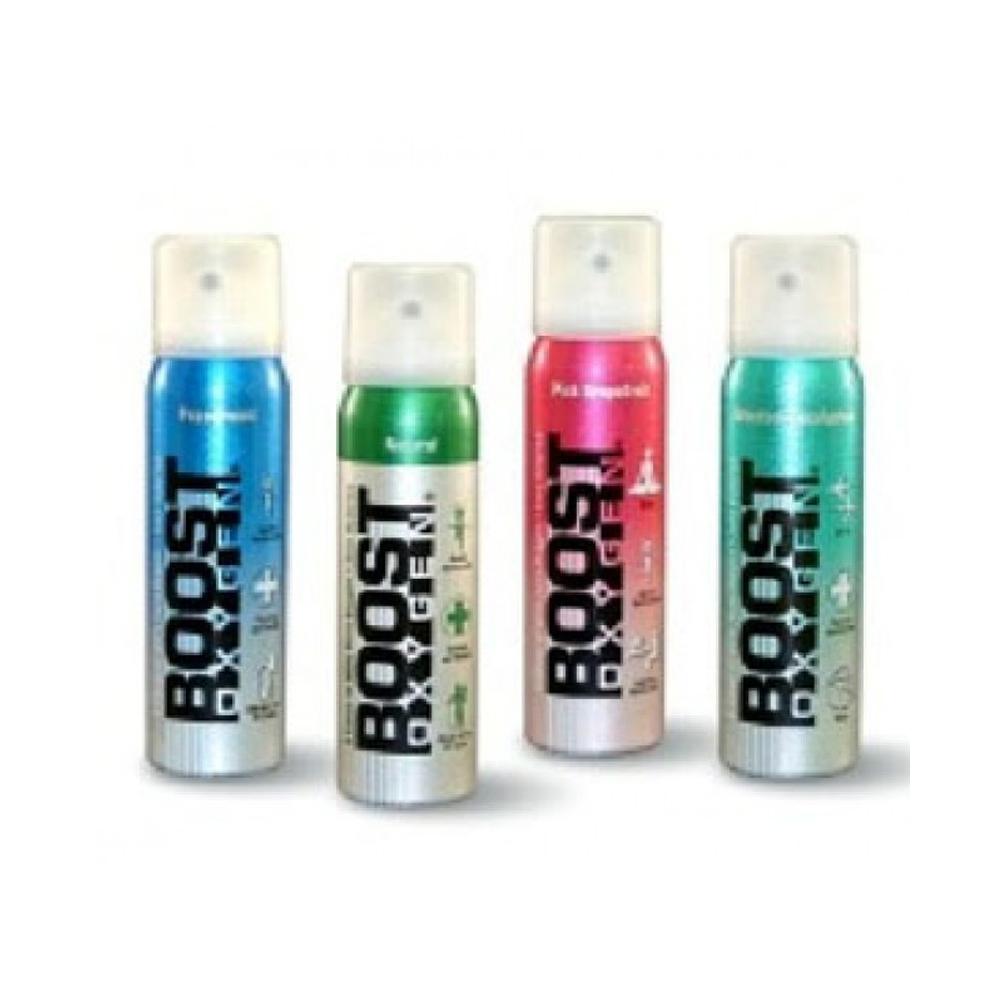 BOOST OXYGEN 4oz Performance Oxygen Can