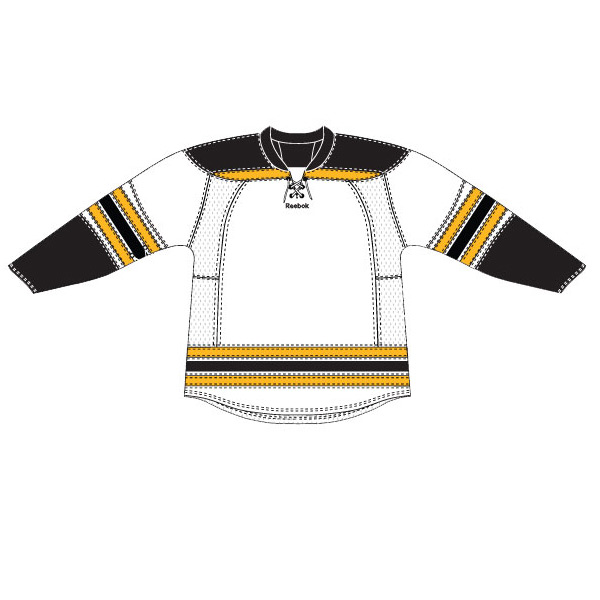 Boston 25P00 Edge Gamewear Jersey (Uncrested)- Junior