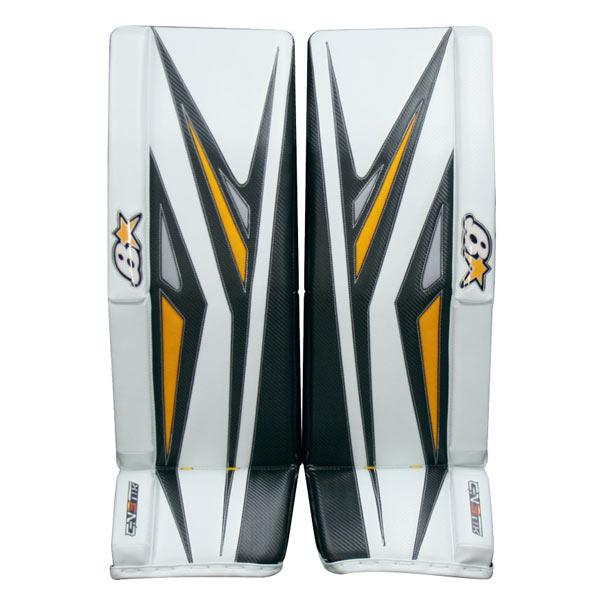 BRIAN'S Gnetik Pro 3 Leg Pads- Sr
