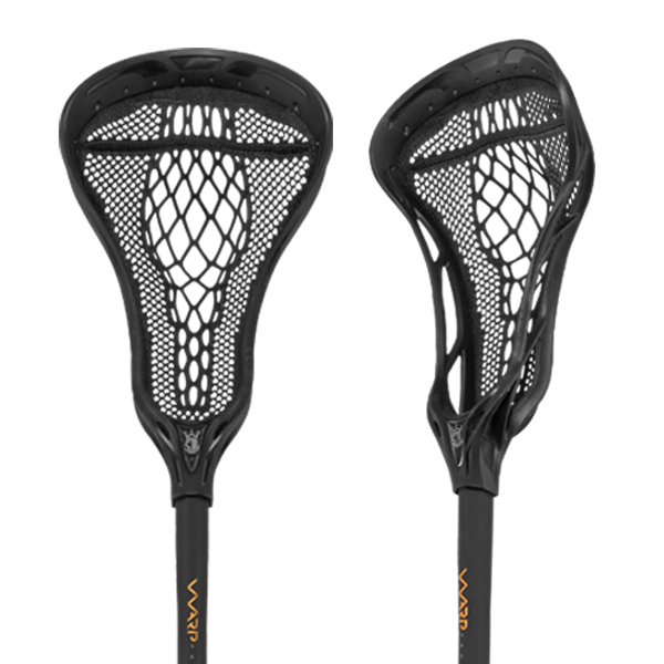BRINE Dynasty Warp Pro on Dynasty Carbon Women's Complete Lax Stick