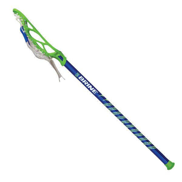 BRINE Mini Clutch Lacrosse Stick w/Ball '17