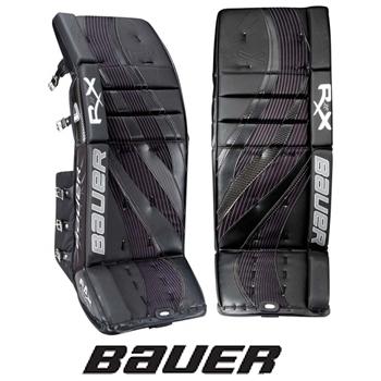 Bauer RX8 LE Leg Pads- Sr