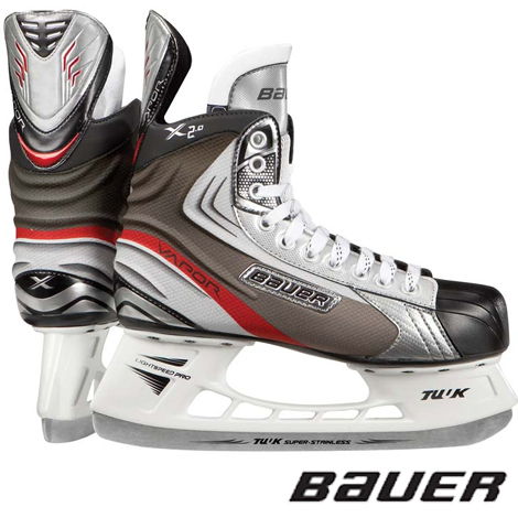 Bauer Ice Hockey Skates Junior & Youth - Ice Warehouse
