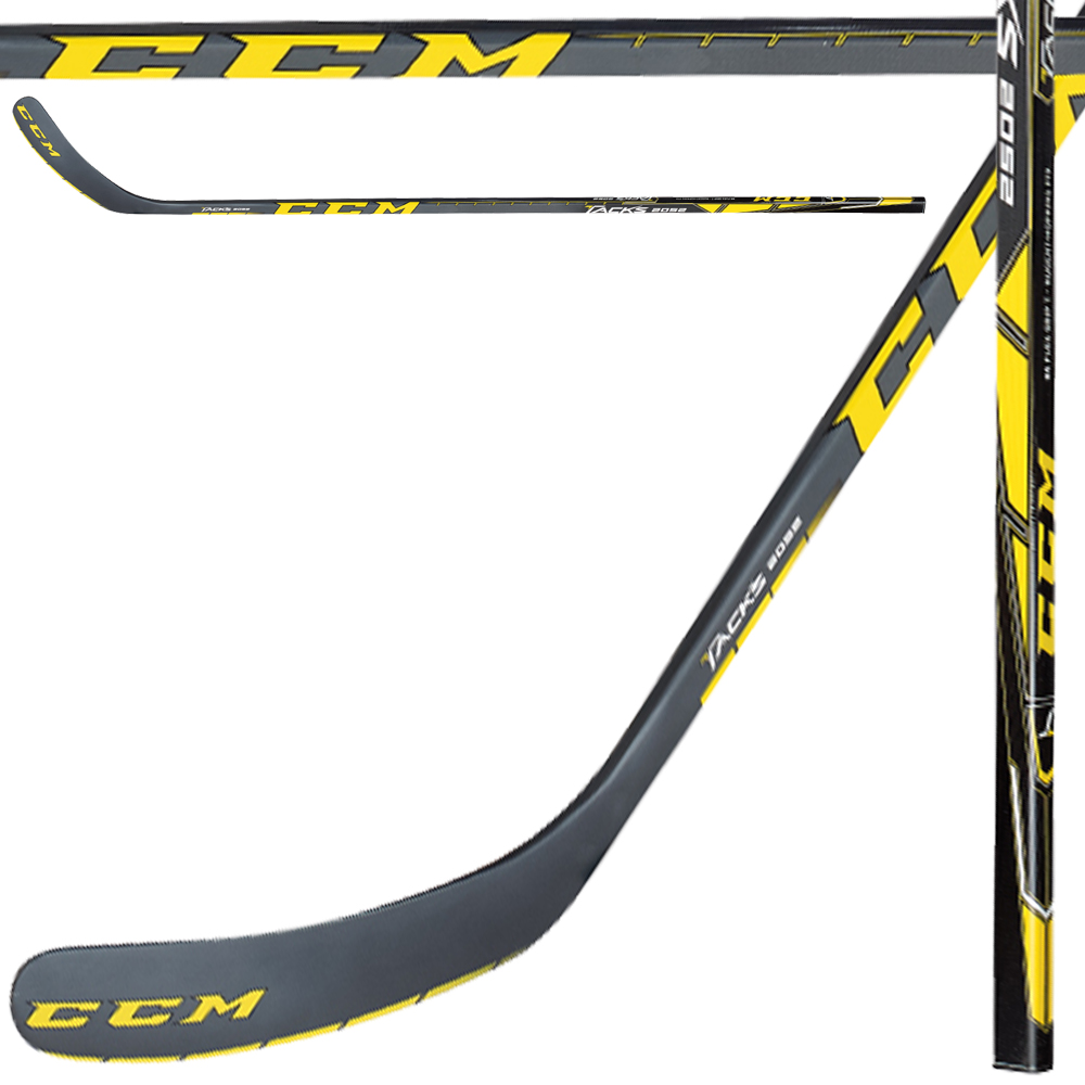 c73b1e3f200 CCM 2052 Tacks Grip Hockey Stick- Jr
