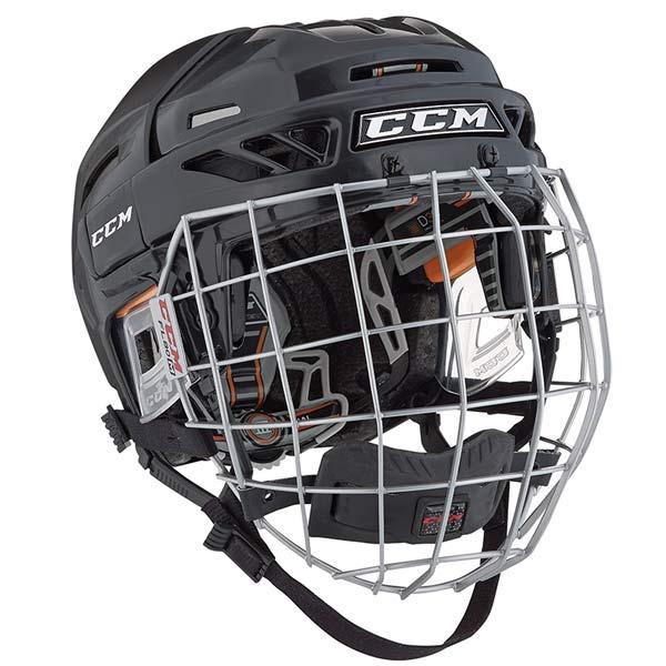 eb0d6c52a5e CCM Fit Lite 3DS Hockey Helmet Combo – Sr